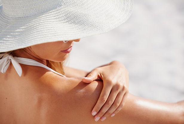 Protección solar para mantener una piel saludable